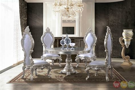 ornate dining table and chairs formal dining room table with ornate bonded leather chairs