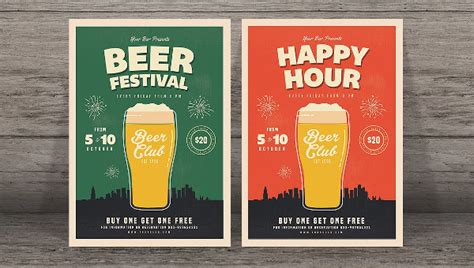 Free Happy Hour Flyer Template Psd 24 happy hour flyer templates free psd ai eps format