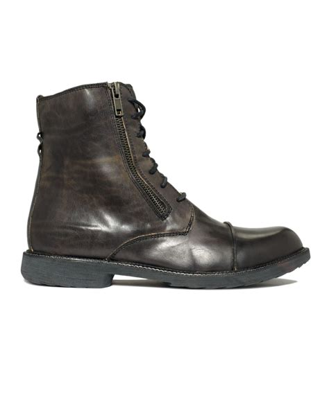 bed stu boot bed stu bed stu patriot boots in black for men lyst