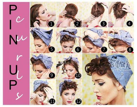step by step vintage hair 18 graceful vintage hairstyle tutorials styles weekly