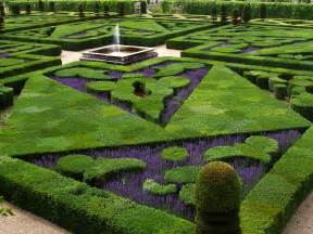 garden of at ch 226 teau de villandry most