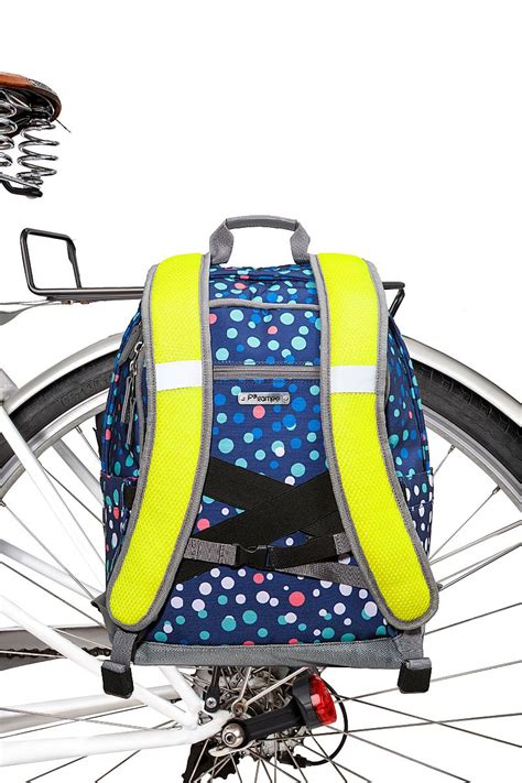 Cargos New Gloss Is Purse Friendly by Po Co Combines Backpack And Pannier Into One Bike