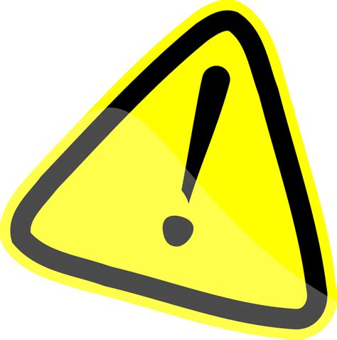 clipart co warning clip cliparts co