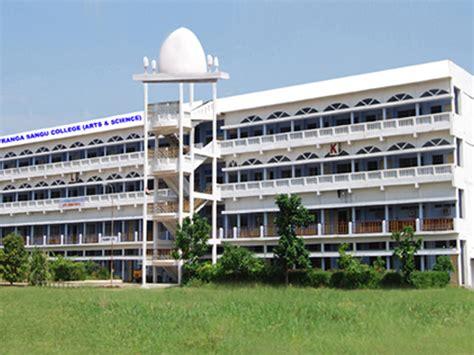 Mba Arts Colleges In Chennai by Vel Tech Ranga Sanku Arts College Chennai
