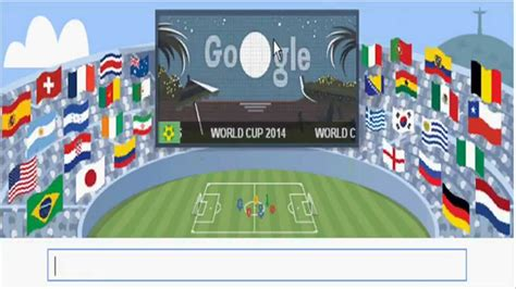 doodle world world cup doodle