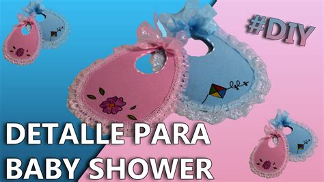 Como Preparar Un Baby Shower by Como Hacer Un Detalle Para Baby Shower Ideas Para Baby
