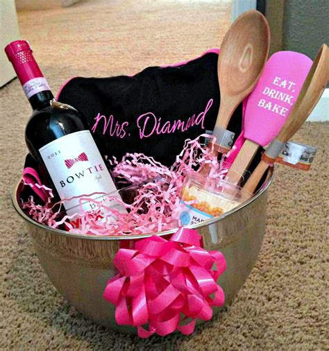 bridal shower gift ideas from bridesmaid all things bridal shower present