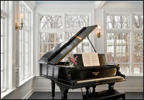Grand Piano In Small Living Room by Small Living Room Baby Grand Piano Piano Company