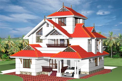 house loan india home 3d model indian modern house