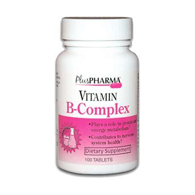 Vitamin B Complex Generik plus pharma vitamin b complex tablets 100 count expires