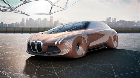 future bmw bmw s vision next 100 concept peek into the future