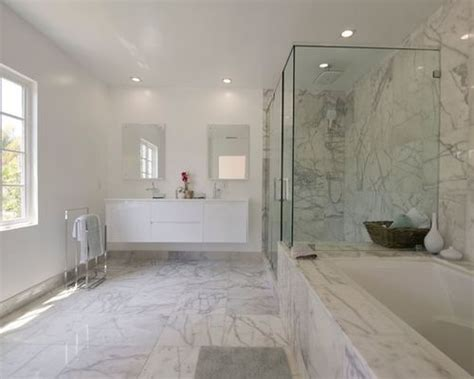 carrara bathroom carrara marble bathroom home design ideas pictures