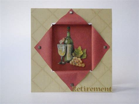 Free Handmade Card Ideas - retirement card ideas just b cause