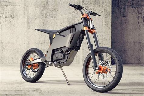 Electric Ktm Motorcycle Wordlesstech Ktm Delta Electric Motorcycle Concept