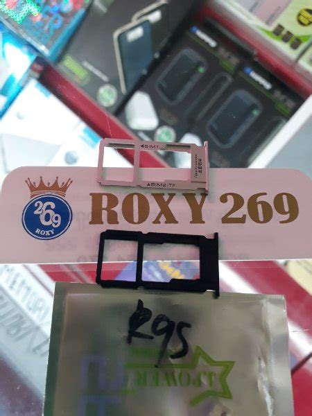 jual simtray sim tray oppo r9s simlock sim lock rumah kartu sim tempat slot kartu sim card