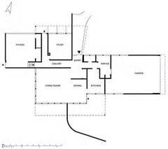 Architectural Plans For Houses Richard Neutra House Floor Plans