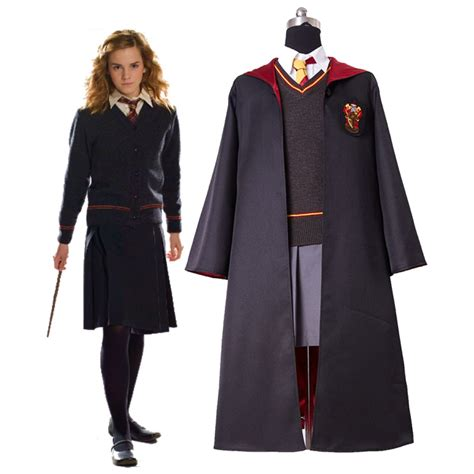 Hermione Granger Hogwarts by Rubie S Official Harry Potter Gryffindor Classic Robe