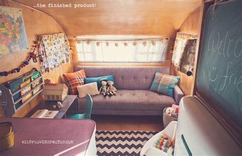Lavender Bathroom Ideas travel trailer remodel 22