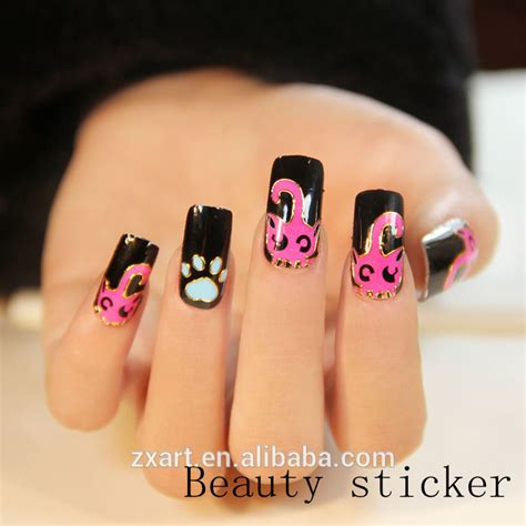 Decorative Nails by Decorative Nails Japanese Nail Supplies Nail Sticekr