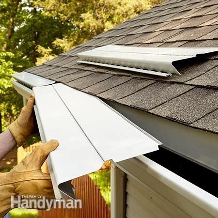 decorating with leaf guards 17 best ideas about gutter guards on gutter leaf guard catcher and patio