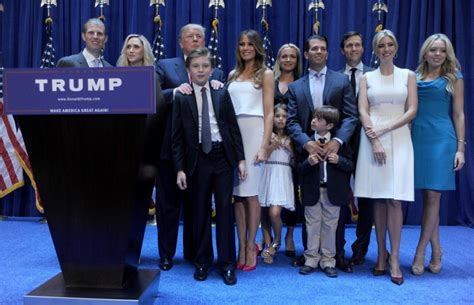 the trump family how trump organization s foreign business ties could upend