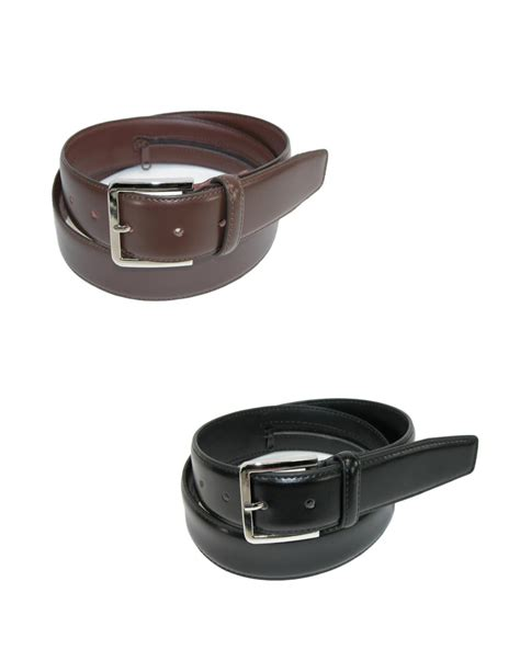 mens leather travel money belts pack of 2 by belton usa