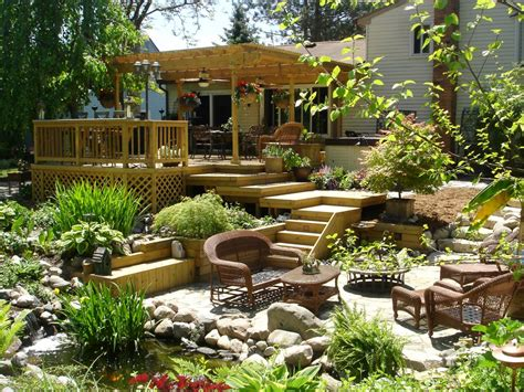 Backyard Yard Ideas More Beautiful Backyards From Hgtv Fans Landscaping