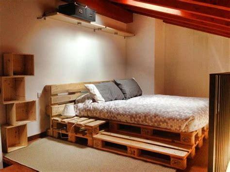 schlafzimmer europaletten ideen 34 wohnideen mit gebrauchten europaletten palettenm 246 bel
