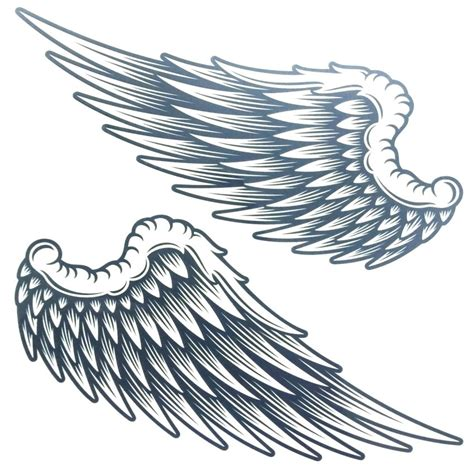 fallen angel wings tattoo designs buy wholesale wing design from china wing