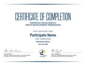 professional development certificate template professional development certificate template