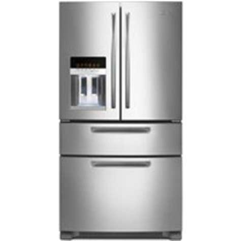 maytag door refrigerator review maytag door bottom freezer refrigerator mfx2570aem