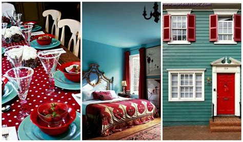 red and teal bedroom teal and red living room livingrm redo pinterest