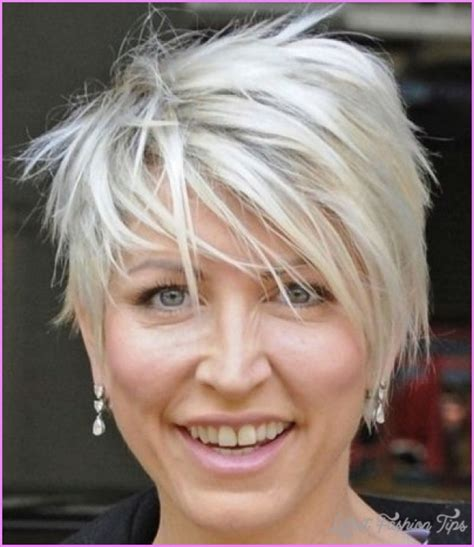 ladies short choppy hairstyles for the over 50s short choppy haircuts for women over latestfashiontips com