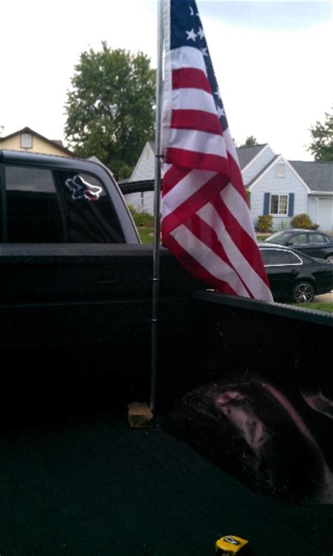 truck bed flag flag mount for truck bed 28 images flag mount ford