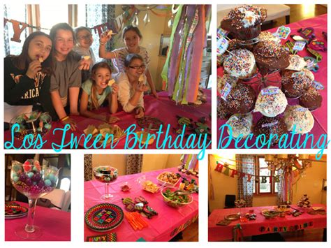 party themes tweens tween birthday party ideas