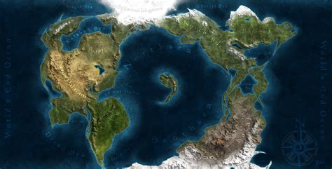 map creation the of fantastic maps new world map generator