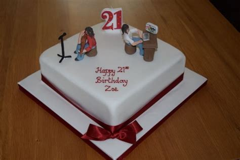 Best 21st Birthday Cakes Design Ideas for Boy and Girl