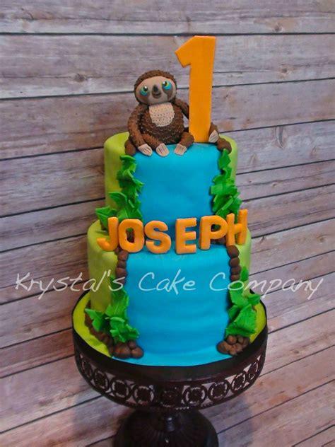croods belt  sloth cakecentralcom