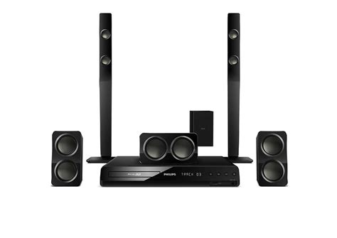 Home Theater Philips 5 1 home theater hts3583 40 philips