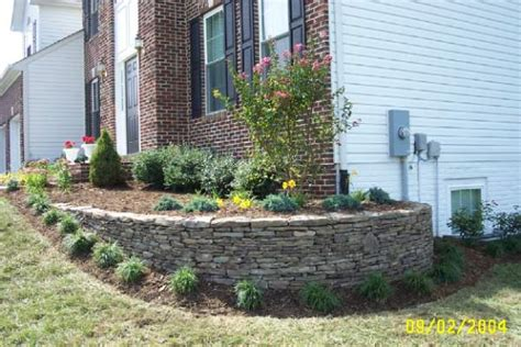Retaining Wall Corners Corner Retaining Wall Landscaping Ciminelli S Landscape