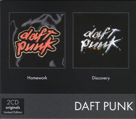 Daft Homework Discogs by Daft Homework Discovery Box Set Album Album