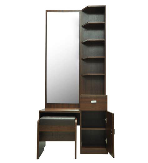 buy spacewood kosmo premium dressing table with stool online dressing tables dressing tables