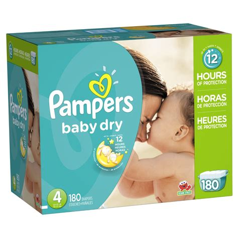 pampers baby dry diapers size  economy pack