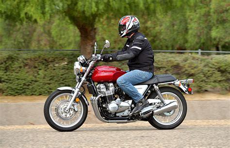 2017 Honda CB1100 EX: MD Ride Review « MotorcycleDaily.com