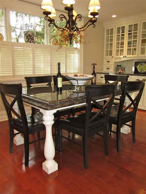 granite kitchen table tops best 25 granite table top ideas on granite