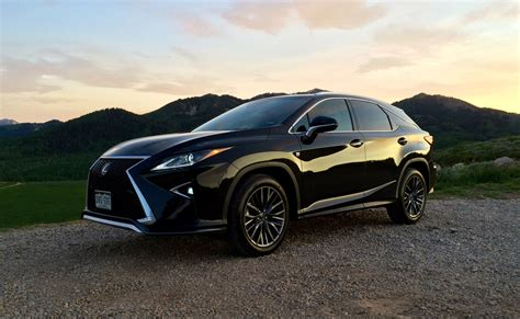 rx f sport lexus 2016 lexus rx 350 f sport brings the for a price