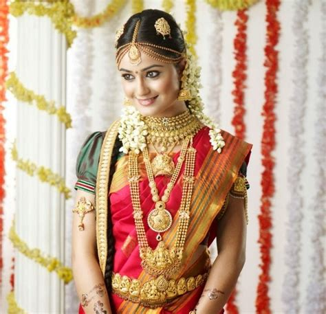 Wedding Hairstyles For South Brides by Looks Of South Indian Brides Indian Tips