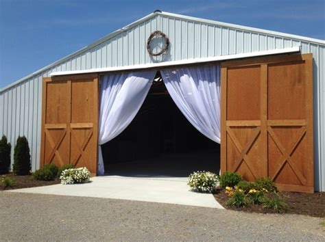 Pole Barns Ky Bluegrass Wedding Barn Danville Ky The Venue Pinterest