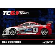 Associated TC61 Factory Team  Touring Car In Scala 1/10