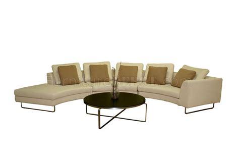 half moon shaped sofa half moon shape microfiber sectional sofa coffee table set